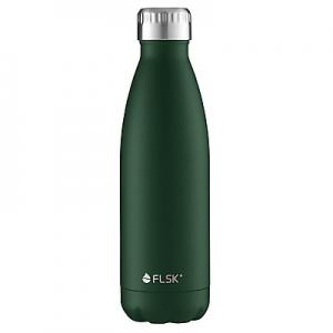 FLSK Thermo- Trinkflasche in tannengrün 0,5 l