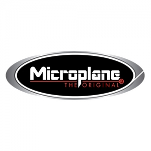 Microplane Reiben Logo