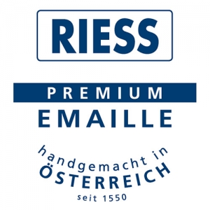 Riess Emaille Logo