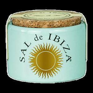 Fleur de Sel aus Ibiza, Keramiktopf mini, 28,35 g