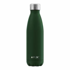 FLSK Thermo Trinkflasche 1. Gen. tannengrün, 0,5 l