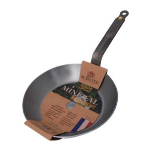 De Buyer Pfanne Mineral B Element Ø 26 cm aus Eisen